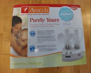 Tire-lait électrique double Purely yours d'Ameda