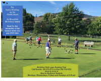 Try Lawn Bowling on the North Shore