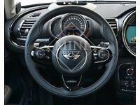 Lenkrad Steering Wheel Cover Trim für Mini Cooper ONE JCW F60 F57 F56 F55 F54 A7
