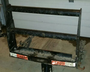 Winch Assembly/Grill Guard