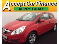 Vauxhall/Opel Corsa 1.3CDTi 16v EcoFlex 2010MY Active FROM £15 PER WEEK!