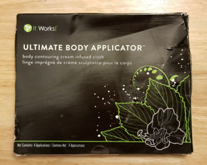 It Works Ultimate Body Applicator (4 applications)