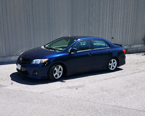 2011 Toyota Corolla S - MUST SELL NOW
