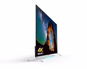 """65"""" Sony XBR65X900C 4K Ultra HD HDR 3D Android Slimmest TV"""
