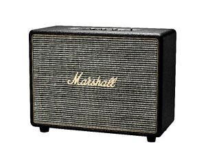 Marshall Woburn Black Bluetooth Speaker with Warranty