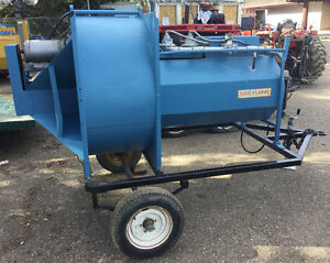 2 MILLION BTU SURE FLAME HEATER PROPANE / NATURAL GAS ON TRAILER