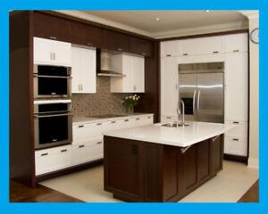 Kitchen Cabinets & Countertop bath vanities  416-702-7005