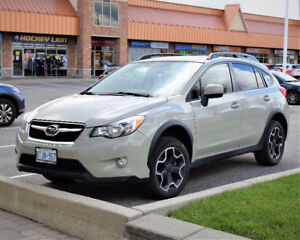 2014 Subaru XV Crosstrek Touring W/Like New Snow Tires on Rims