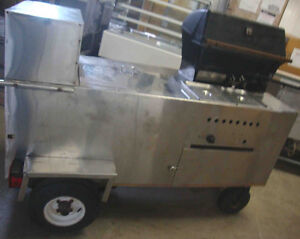 Hot Dog cart. tow model, Great money making oppertunity