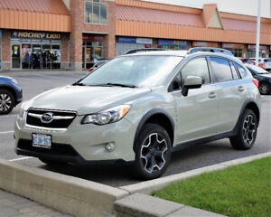 2014 Subaru XV Touring One Owner No Accident Snow Tires w/Rims