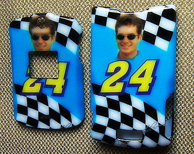 blue protector case for Motorola V3 V3c v3m RAZR Faceplate Cover SNAP ON