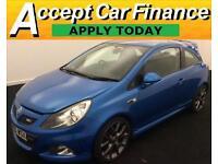 Vauxhall/Opel Corsa 1.6i 16v Turbo 2010.5MY VXR FROM £41 PER WEEK !