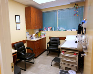 Space for rent - physio, massage, chiropractor or chiropodist
