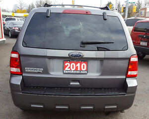 2010 Ford Escape XLT SUV,  BRAND NEW TIRES & BRAKES B.T 2 YRS WA Cambridge Kitchener Area image 5