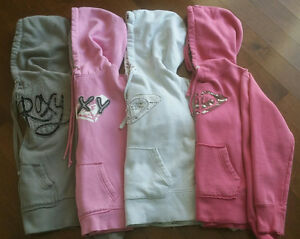 EUC 4 ROXY Thick Hoodies