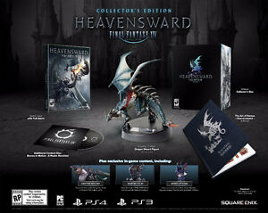 Buying Final Fantasy XIV: Heavensward Collector's Edition