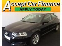 Audi A3 1.6TDI 2012MY SE FROM £46 PER WEEK!