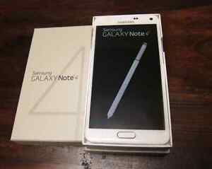 NEW IN BOX SAMSUNG GALAXY NOTE 4 $470 10/10 UNLOCKED