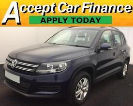 Volkswagen Tiguan 2.0TDI FROM £62 PER WEEK !