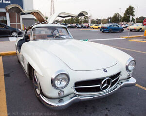 wanted parts for 300sl
