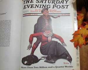 Norman Rockwell and the Saturday Evening Post 1916-1928 Kitchener / Waterloo Kitchener Area image 6