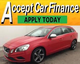 Volvo V60 2.0D D3 ( 136bhp ) FROM £48 PER WEEK!