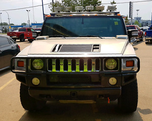 2005 HUMMER H2 CREW CAB 4X4 SUT!! *MUST SELL**