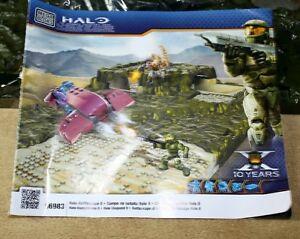 Mega Bloks  Halo Kingston Kingston Area image 5