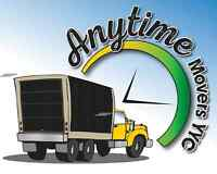 Anytime Movers / Deliveries & Trucking