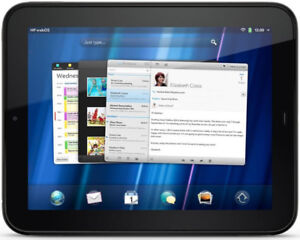 HP TouchPad Wi-Fi 32GB 9.7Inch Tablet Computer fb464ua#aba webos