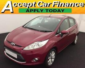 Ford Fiesta 1.4TDCi 2010.5MY Zetec FROM £25 PER WEEK
