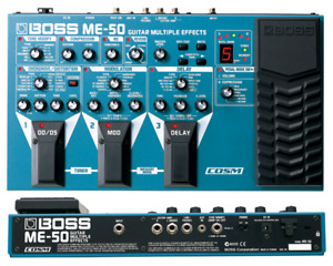 Boss ME-50 Multi Effects floorpedal