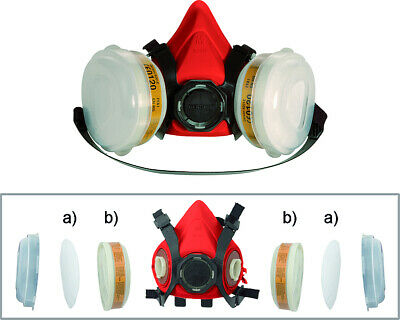 Car System Star Mask Atemschutzmaske Gr. M