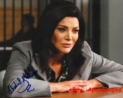 SHOHREH AGHDASHLOO... Law and Order: SVU - SIGNED
