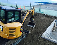 Excavating - Hauling - Bobcat