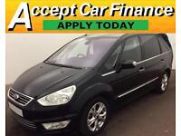 Ford Galaxy 2.0TDCi ( 140ps ) Powershift 2010.5MY Titanium X FROM £43 PER WEEK!