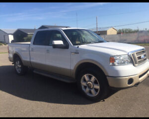 2008 Ford F-150 Kingranch for sale