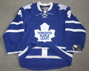 REEBOK EDGE 7287 MORGAN RIELLY TORONTO MAPLE LEAFS HOCKEY JERSEY 3607a4006