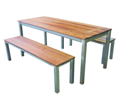 Outdoor setting quilla timber fyi for Outdoor furniture geelong