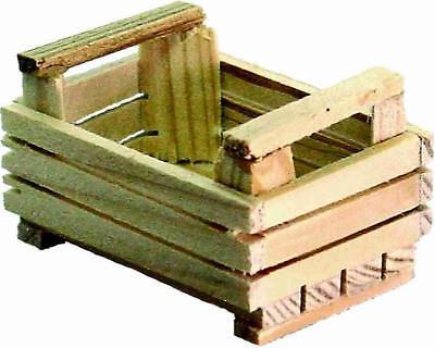 accessoires de crèche Boîte en bois Boîte à vin holzsteign
