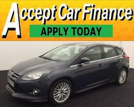 Ford Focus 1.6 SCTi ( 182ps ) 2014MY Zetec S FROM £48 PER WEEK