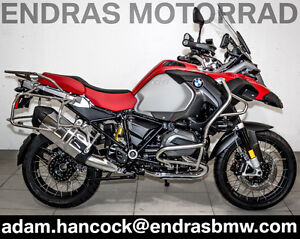 2017 BMW R1200GS Adventure - Racing Red Metallic