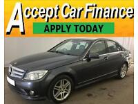 Mercedes-Benz C200 FROM £41 PER WEEK!