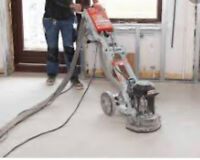 Concrete polisher needed - 300sq. ft.