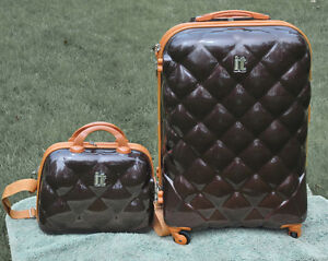 Luggage set, hardly used: reduced from $75