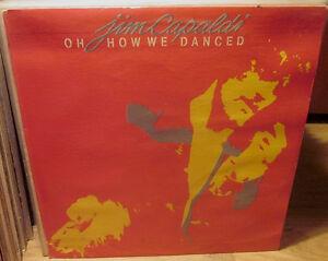 JIM CAPALDI Vinyl LP '75 Paul Kossoff, Steve Winwood, Dave Mason