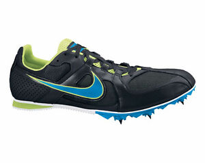 Track Cleats - Nike Rival MD - Men's Size 8 - Black