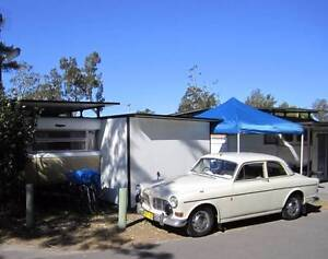 ON-SITE CARAVAN WITH NEW ANNEX AT BEAUTIFUL  LAKE CONJOLA Lake Conjola Shoalhaven Area Preview