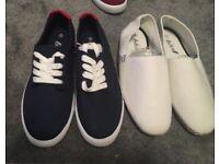 Size 8 men's shoes