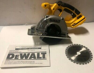 NEW DEWALT DCS372 18V 18 Volt 5-1/2
